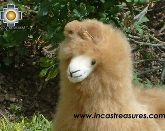 ALPACA stuffed animals, Peruvian Andes Llama - Chevere FREE SHIPPING Worldwide