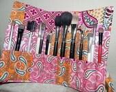 Cosmetic Brush Roll
