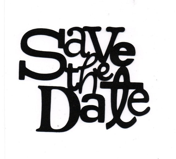 Important Date Clipart Save These Dates Clipart
