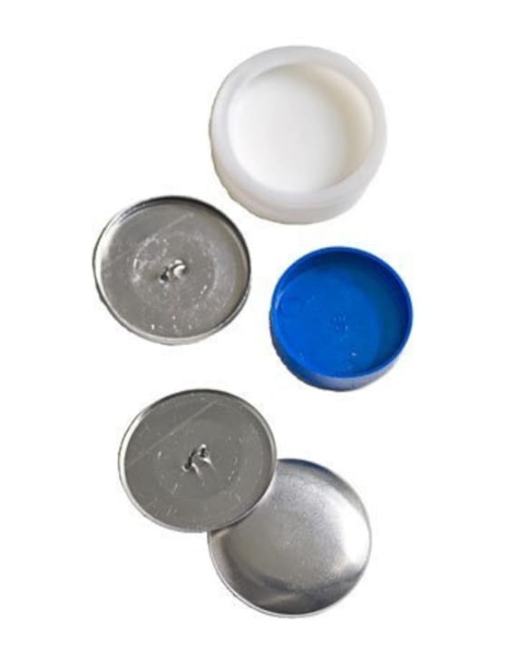 144 Cover Buttons, one Gross, size 36, Make your own Fabric Covered Button Supply