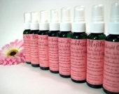Natural Perfume -Rose Bud Refreshing Hair Body Mist