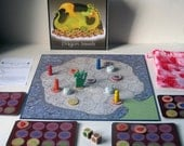 Dragon Jewels Board Game (reserved for willowtreephoto)