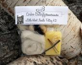 Little Hoot Needle Felting Kit by Cariboo Butterfly Handmade