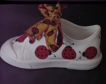 Lady Bug shoes