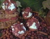 Mint Chocolate Chip Bakery Tarts