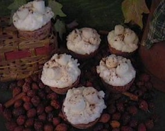 Hot Chocolate Bites Bakery Tarts