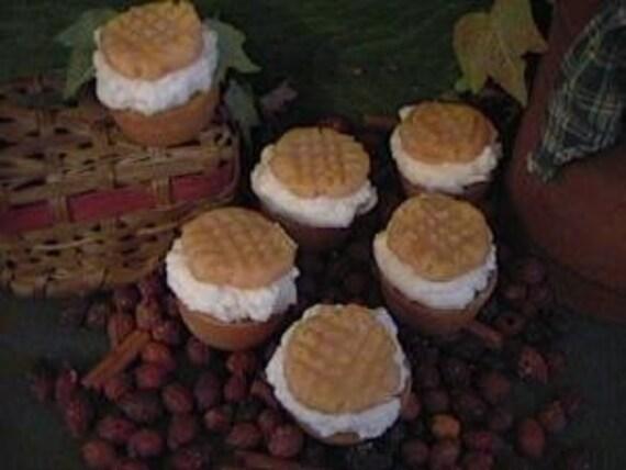 Peanut Butter cookie tarts