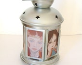 RESERVED FOR NIKKI - My women romantic small lantern
