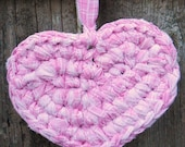 Recycled Heart Pink