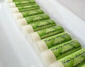 Choose 3 LIP BALMS for 9.50 - Lip Balm made with Jojoba & Avocado Oils