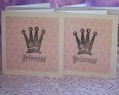 Princess Mini Notes, Set of 6