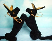 Anubis Jackal Egyptian God Plush