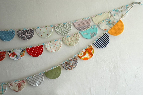scallop bunting