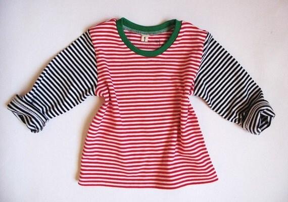 Multicolour Stripes Longlsleeve