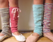Sweetheart Legwarmers - PDF Knitting Pattern