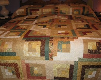 Victorian Style Quilt