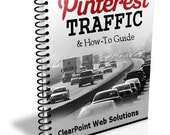 Pinterest für Business wie To Guide - Traffic auf Ihre Website erhöhen - Ebook, PDF