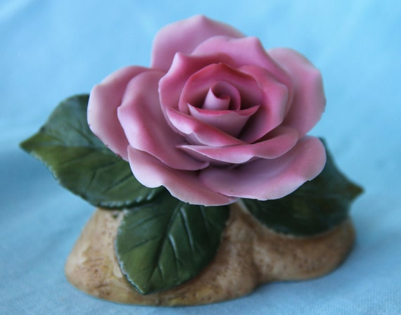 Vintage Andrea Rose figurine 1988