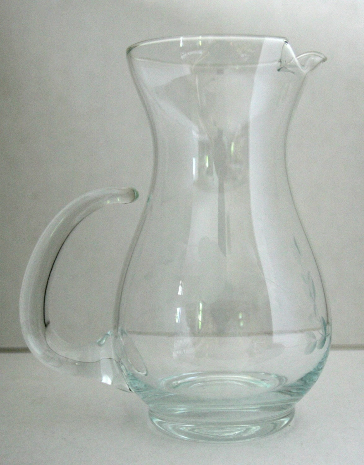 Princess house crystal pitcher for Princess housse