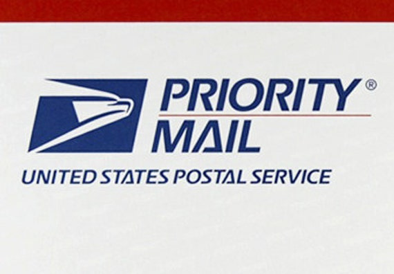 Upgrade to U.S.P.S. Domestic Priority Mail