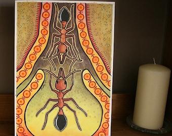 Original Ant as Totem