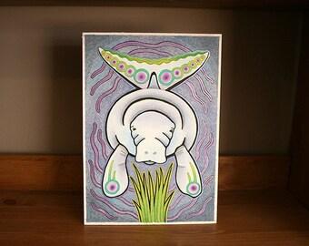 Original Dugong as Totem