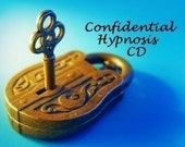 Confidential Hypnosis CD or mp3 Download Just Let Me Know What You Need