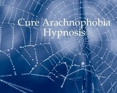 Cure Arachnophobia Hypnosis CD or mp3 Download. End Your Fear of Spiders Forever.