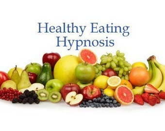 Healthy Eating Hypnosis CD or Mp3 Download. Enjoy Vegetables and Fruits with Hypnosis. Crave Healthy Foods