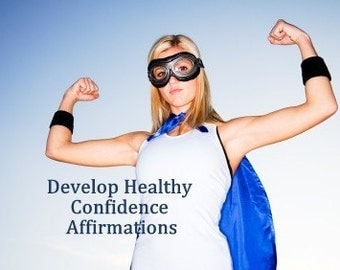 Self Confidence Affirmations MP3 or CD.