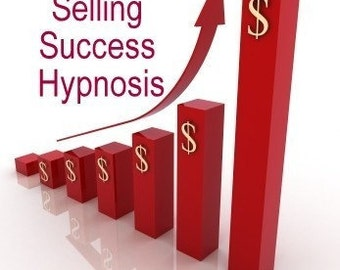 Selling Success Hypnosis CD or mp3 Download