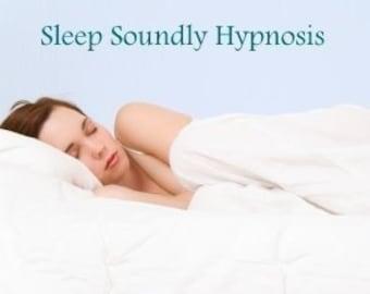 Sleep Soundly Hypnosis CD or mp3 Download. End Sleepless Nights.