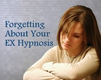 Forgetting About Your Ex Hypnosis Getting Over A Bad Relationship Eliminate Emotional Baggage Cd or mp3 Download