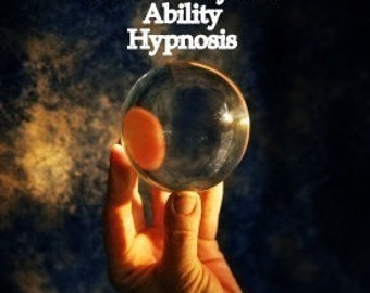 Awaken Psychic Ability Hypnosis CD or mp3 Download. Open Your Intuition and Healing. Improve Your Awareness and Psychic Ability