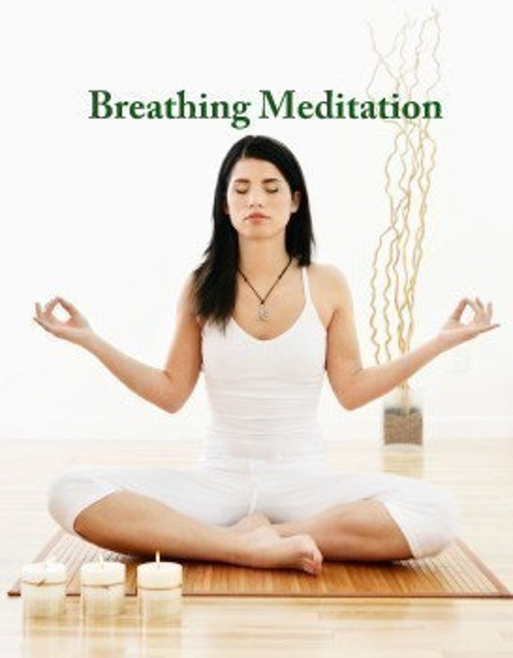 Breathing Meditation Relaxation 15 Minutes to Serenity CD or mp3