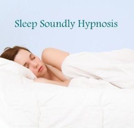 Sleep Soundly Hypnosis CD or mp3 Download. End Insomnia. Fall Asleep Fast and Stay Asleep All Night Long