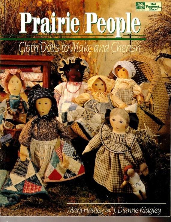 Prairie People by Marji Hadley and J Dianne Ridgley 1994