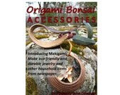 Origami Bonsai Accessories How-To book on Computer DVD