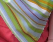 Striped Drooldana Bib