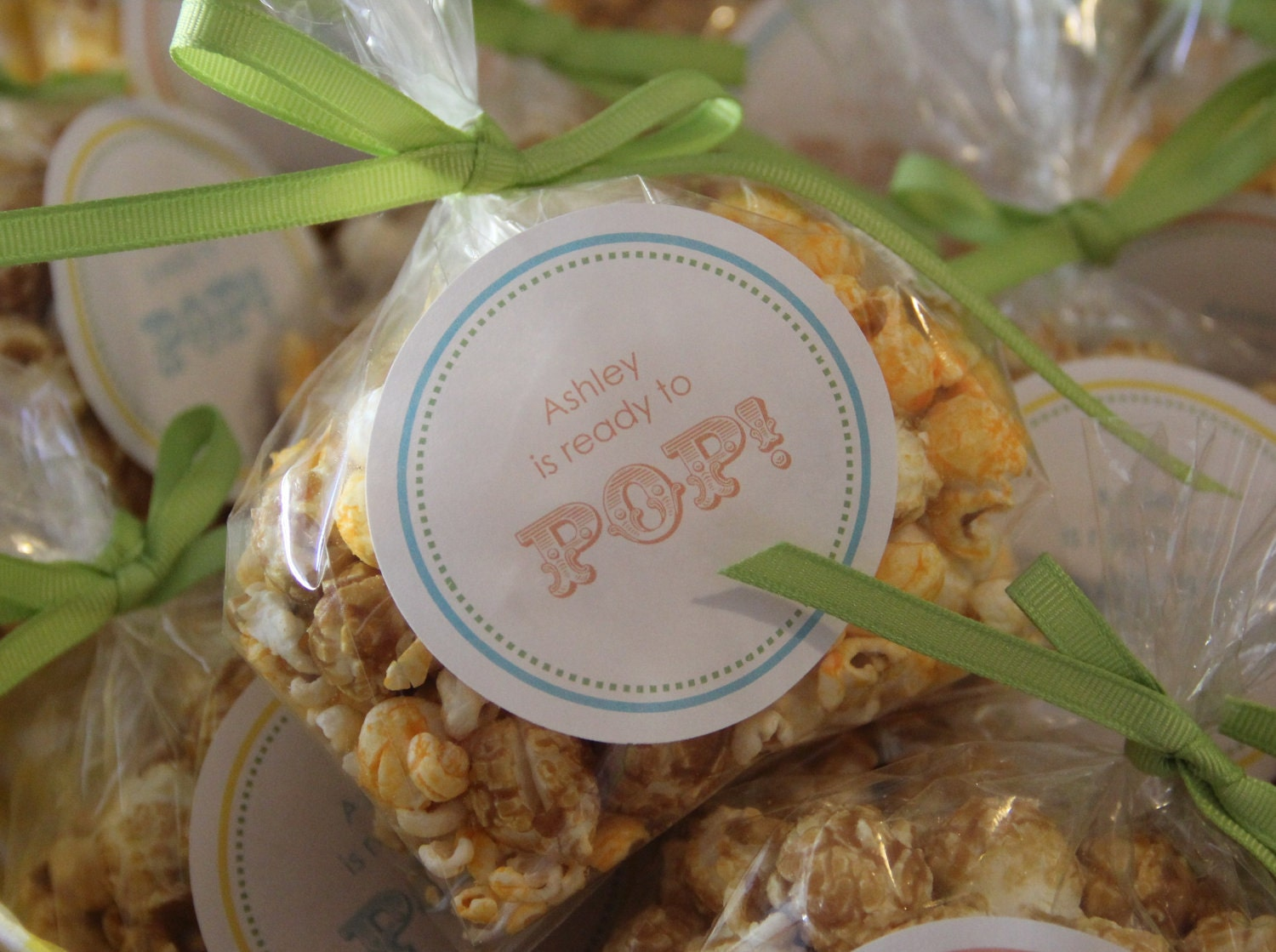 baby shower favor set set of 24 by amyolsaver on etsy