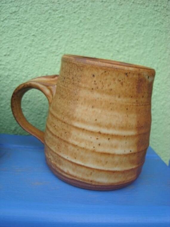 Oatmeal Coffee Mug
