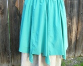 Raggedy Distressed Fairy Peasant Wench Renaissance Skirt