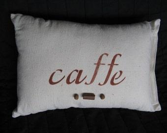 Caffe pillow
