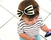 Amélie bow for babies