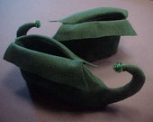 Not Only For an Elf or Pixie Slippers Shoes