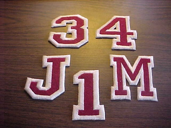 how to do iron on letters items similar to monogram embroider 3 inch patch sew on or 22276 | il 570xN.38326683
