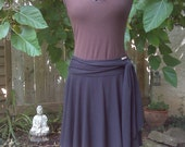 Soy Skirt--Hemp Couture Original--The Flow