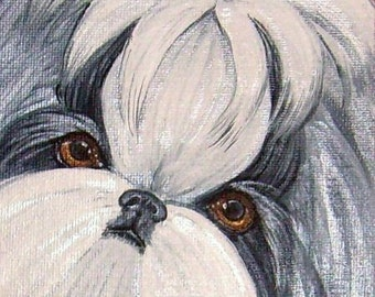 4x4 Custom Pet Portrait