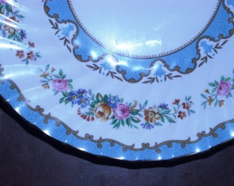 TUNIS Bone China Cake Plate