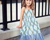 Lexie Halter Dress- by Kissing Kumquats